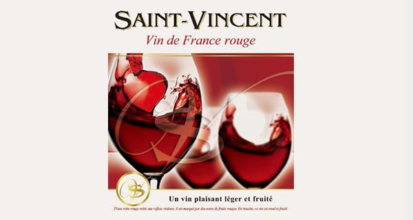 赤ワイン サン・ヴァンサン